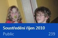 Soustředění říjen 2010