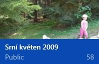 Srní květen 2009